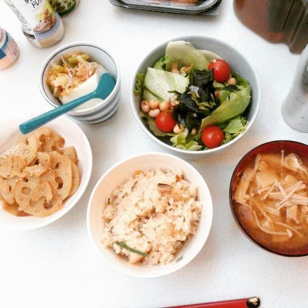 食事の工夫