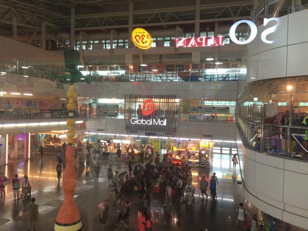 ショッピングモールGlobal Mall
