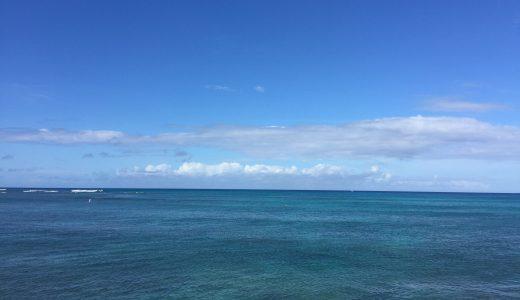 1歳児とハワイ旅行!4日目〜ハワイの海を眺めながらエッグ ベネディクトを食べれるレストラン「ハウツリーラナイ」