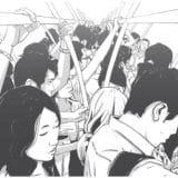通勤電車が苦痛!ストレスをなくして人生を変える方法とは?